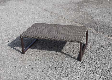 屋外用ガーデンファニチャ-ローテーブル
