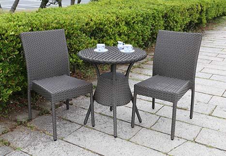 ガーデンチェア/サイドテーブルキューブ