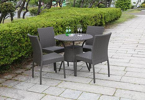 テーブル80/ガーデンチェア