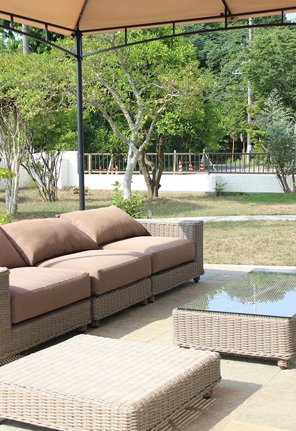 ガーデンソファ