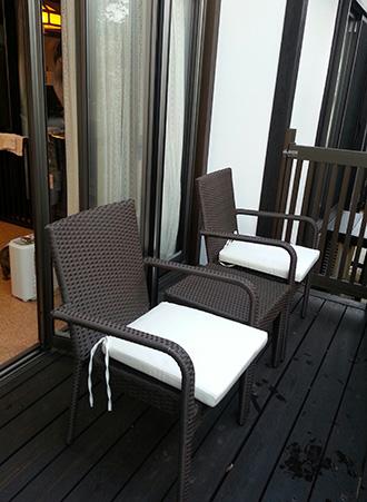 ガーデンテーブル